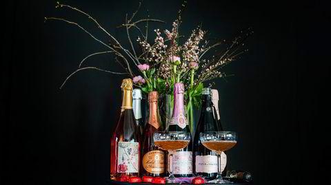 Det er 62 år til neste gang valentinsdagen, morsdag og fastelavn havner på samme dag. Det er en utmerket grunn til å poppe roséchampagnen i helgen.