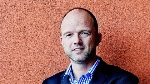 NHO-direktør Ole Erik Almlid tror maritime næringer i Norge kan vokse kraftig.