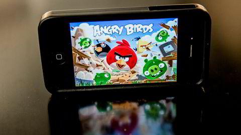 Skaperne bak Angry Birds blir å finne på børsen i Helsinki.