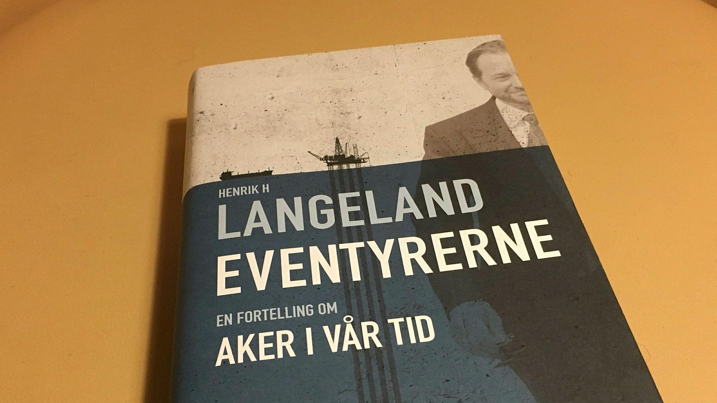 Henrik Langeland Aker-bok Eventyrerne. Henrik Langeland Aker-bok Eventyrerne.