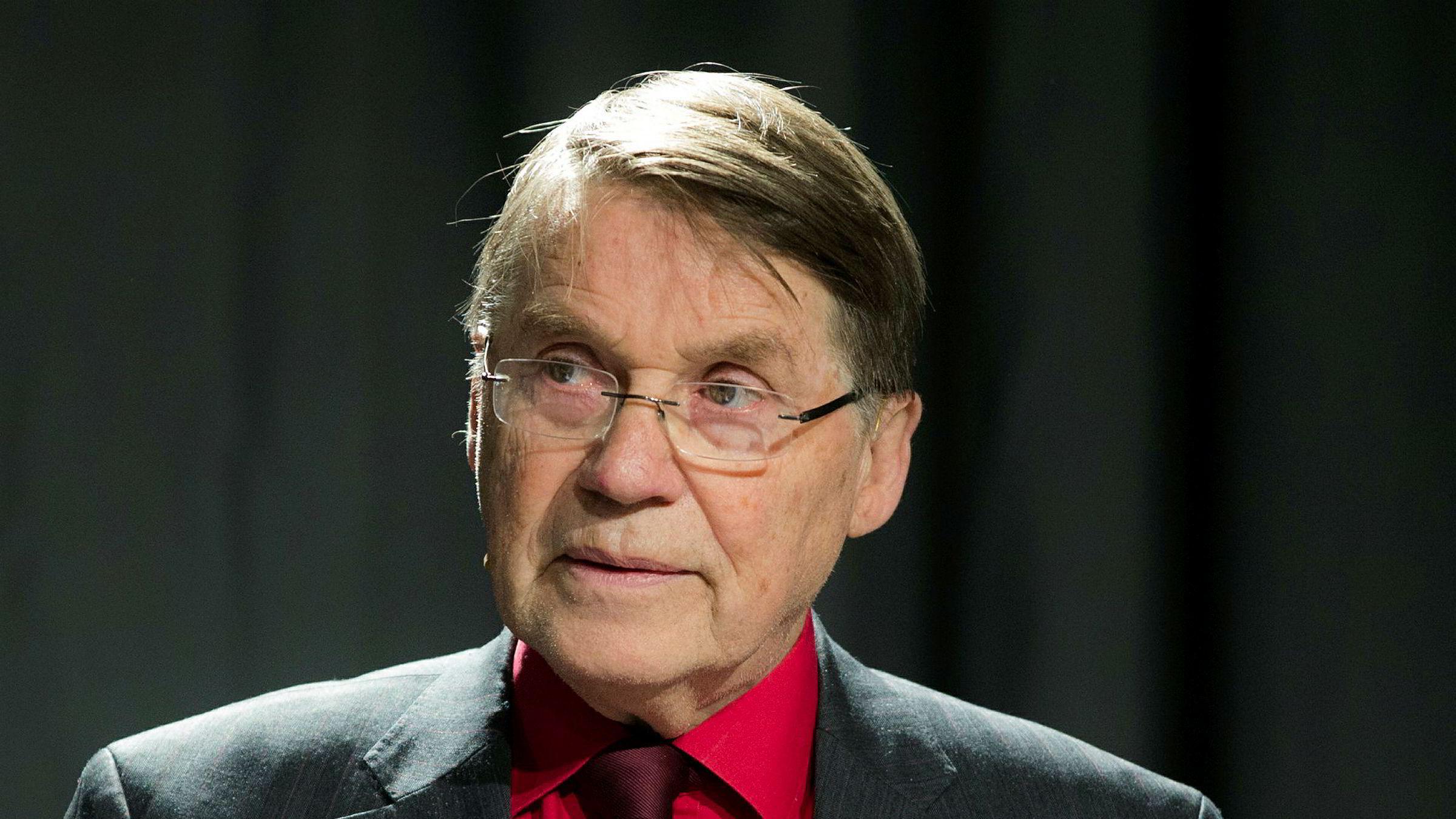 Politiet ber om ubetinget fengsel for Gunnar Stålsett.