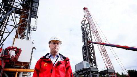 – Innovasjon Norge vanskeliggjør søknader fra vår industri, sier gründer og administrerende direktør Odd Skjærseth i West Group.