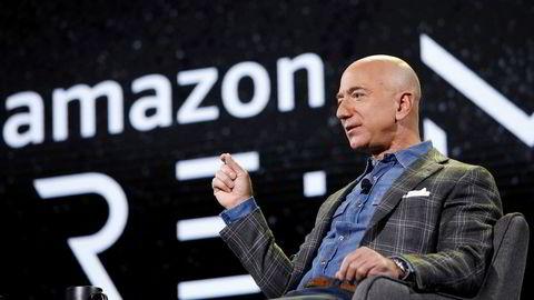 Amazon-toppsjef Jeff Bezos har økt formuen betraktelig siden koronaviruset brøt ut. Han har ifølge Bloomberg Billionaire Index vært verdens rikeste siden 2017.