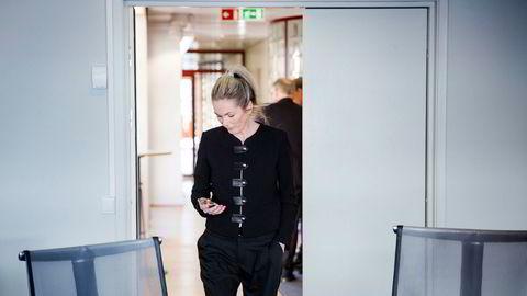 Innovasjon Norge-sjef Anita Krohn Traaseth anbefalte Andresen å se på jobber i selskapet.