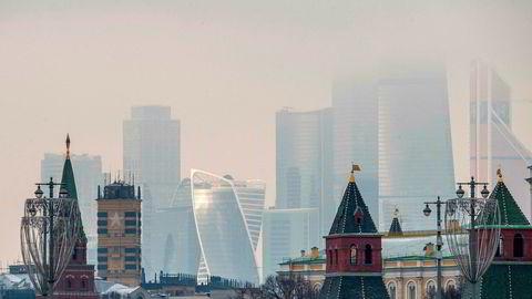 Russland innfører et midlertidig forbud mot å la kinesiske statsborgere reise inn i landet.