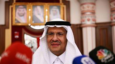 Saudi-Arabias energiminister Abdulaziz Salman skal ha stilt enkelte Opec-medlemmer et ultimatum.