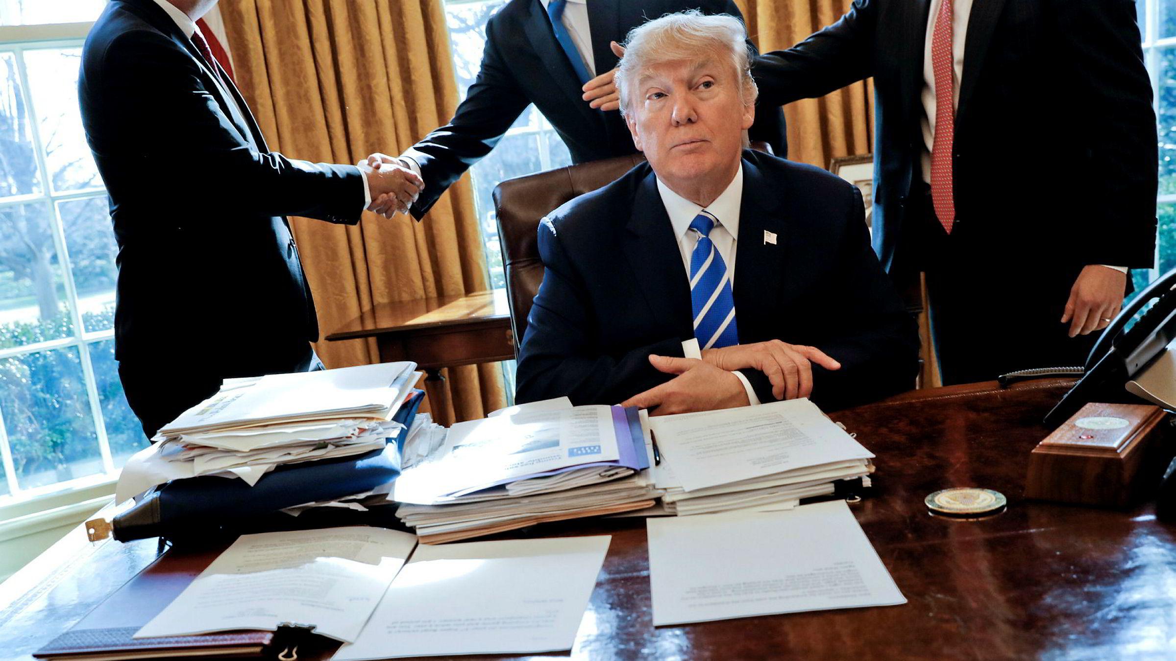 Min spådom er at Trumponomics ikke kommer til å bli en suksess. En periode kan politikken likevel tenkes å få bredere oppslutning, skriver Steinar Juel.