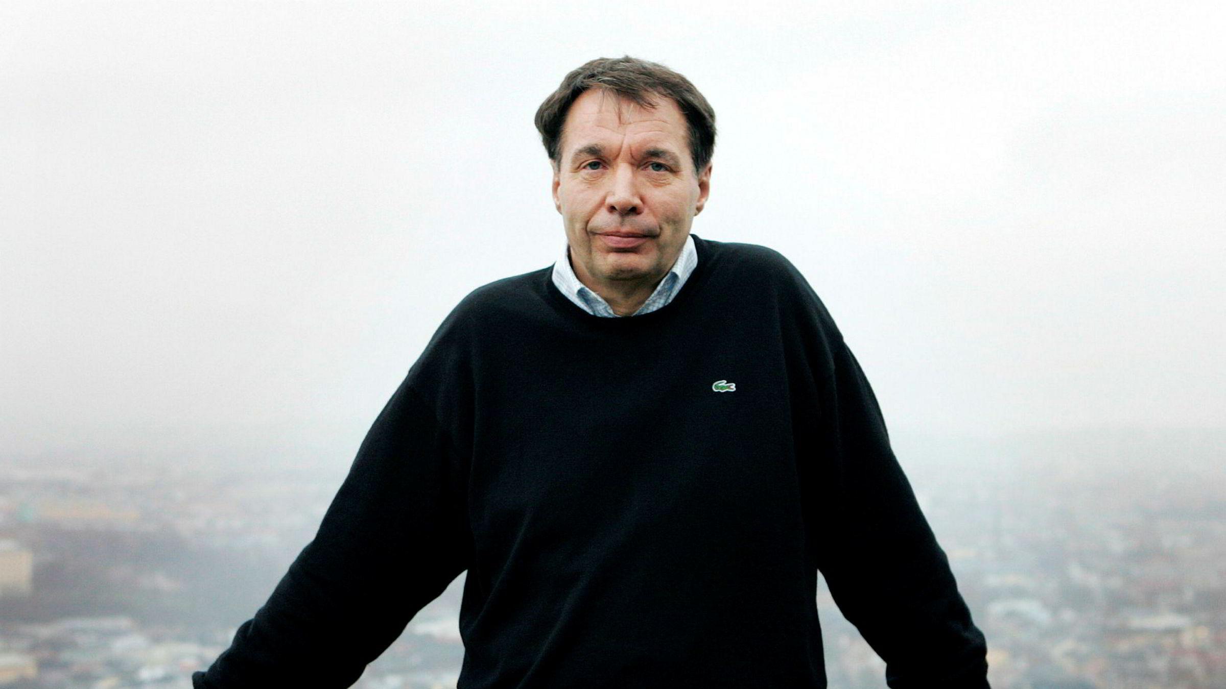 Lars Wenaas kjøper stadig flere storhoteller i europeiske storbyer og sitter nå etter egne beregninger på en verdijustert egenkapital på 15,8 milliarder kroner.