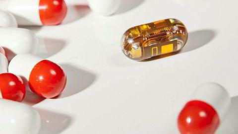 En pille som svelges og måler kroppstemperatur ved hjelp av en innebygd chip, kan avgjøre sommerens OL i Japan.