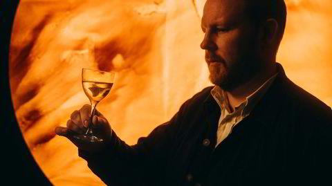 Traver. Benjamin Lee er en utelivsveteran, og har jobbet som bartender i 20 år.