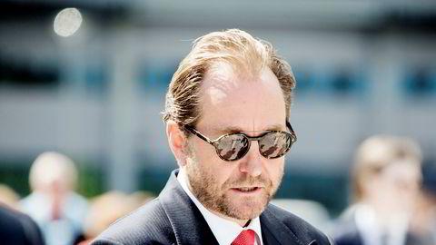 Kjell Inge Røkke kontrollerer Aker, som igjen kontrollerer både Kværner og Aker Solutions.