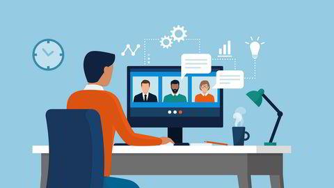 I telefon- eller videomøter er erfaringsvis deltagelsen mer begrenset. Den enkelte opplever større barrierer mot å fremme egne meninger.