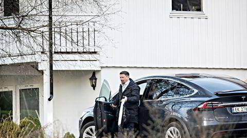 13. oktober fikk Boligbyggs Geir Fredriksen besøk av Skattekrim hjemme i Asker. Han er også siktet for grov økonomisk utroskap av Økokrim i etterkant av Boligbygg-avsløringene.