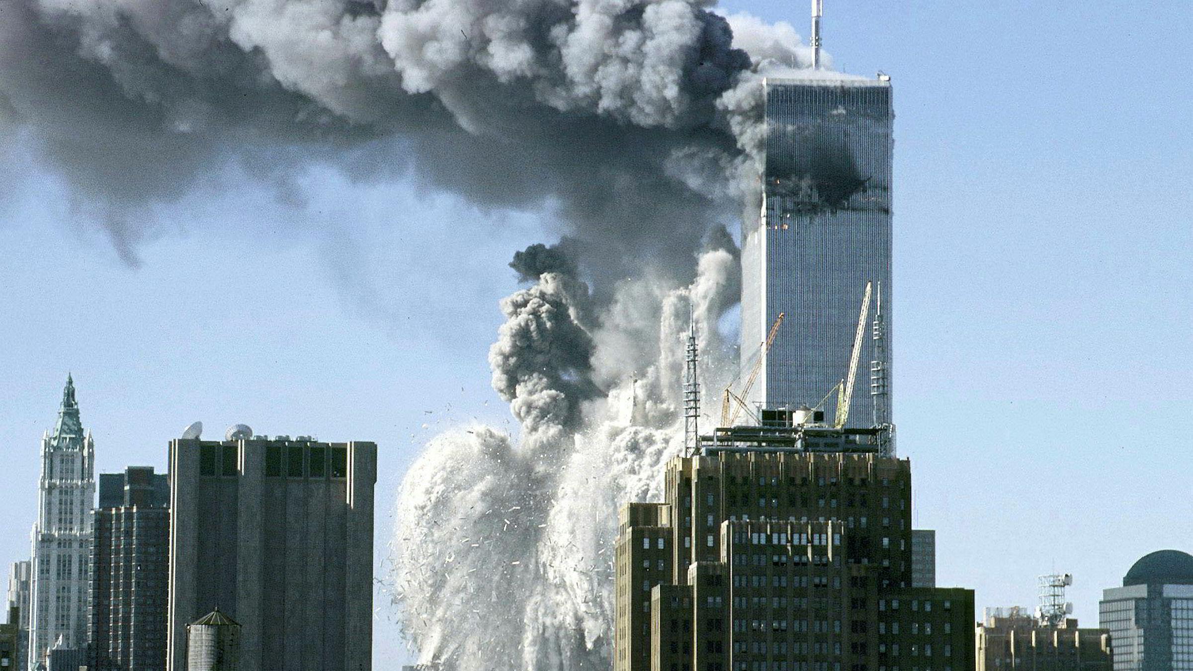 I den nyeste utgaven av Ny Tid hevdes det at en kontrollert rivning var den egentlige årsaken til at World Trade Cente kollapset 11. september 2001.