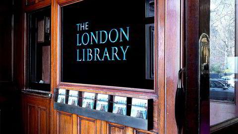 Bibliotek med klasse. Sherlock Holmes sendte Dr. Watson hit, og Ian Fleming, som var medlem, sørget for at James Bond var innom i «James Bond i hemmelig tjeneste».