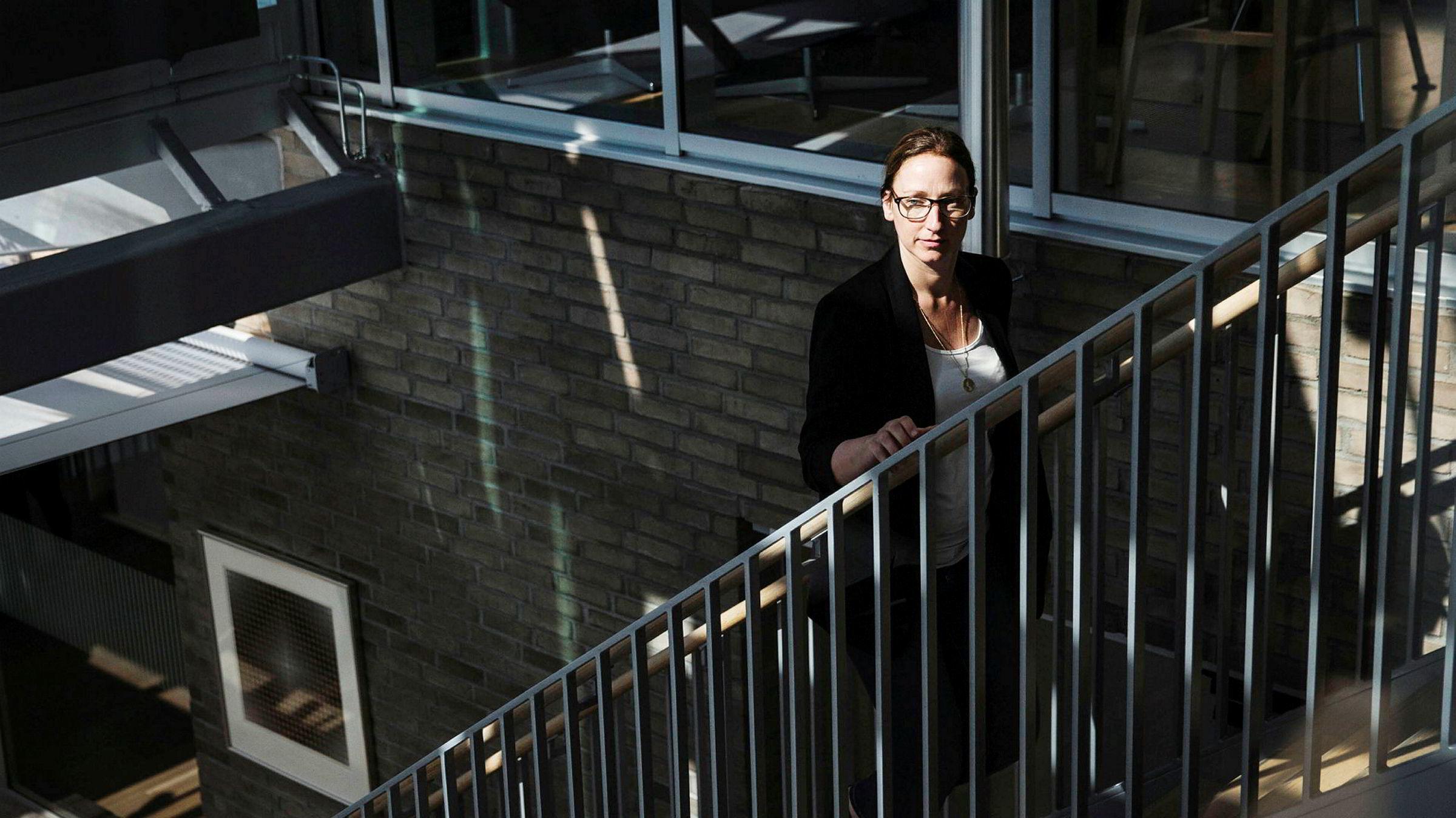 Sjeføkonom i DNB Markets Kjersti Haugland mener oljepengebruken kommer til å øke mer i løpet av året.