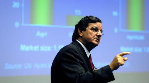 Daniel Clauw ble frikjent i korrupsjonssaken mot de tidligere Yara-toppene.