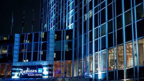 Radisson Blu Plaza Hotell i Oslo er et av stedene Parat ville ta ut medlemmer til streik. Lørdag morgen ble partene enige, og hotellstreiken var dermed avverget.
