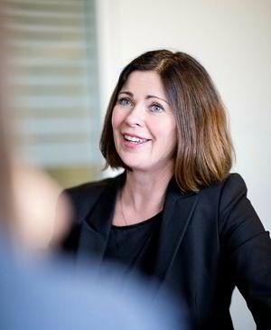 – God pensjonsordning er ansattgode nummer én, sier Bente Øvstebø Hope.
