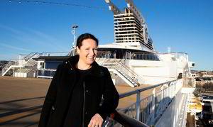 Med base på konferansedekket på et av Color Lines cruiseskip skal deltakerne lære mye.