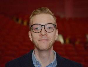 Erlend Bøksle, markedsdirektør i Nordisk Film Kino.