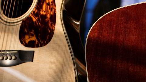 Å finne lyden. – Kundene bestiller jo egentlig en lyd. Nå som vi har bygget 200 gitarer, vet vi hva vi må gjøre for å få frem den lyden de vil ha, sier Egeland.