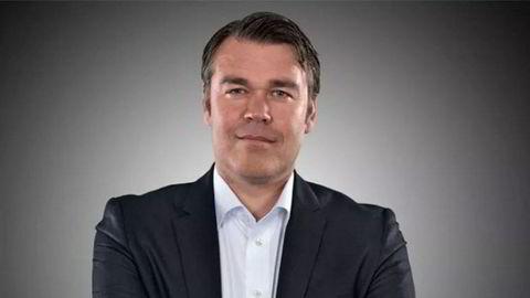 Johan Zetterström fikk jobben som toppsjef i Patientsky i august 2020. Nå byttes han ut.
