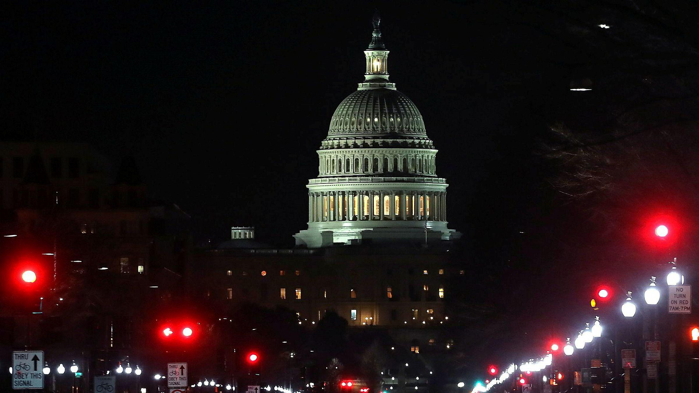 Kongressen i Washington ble grytidlig fredag morgen lokal tid endelig enig om budsjettet, og «shutdown» er dermed avblåst.