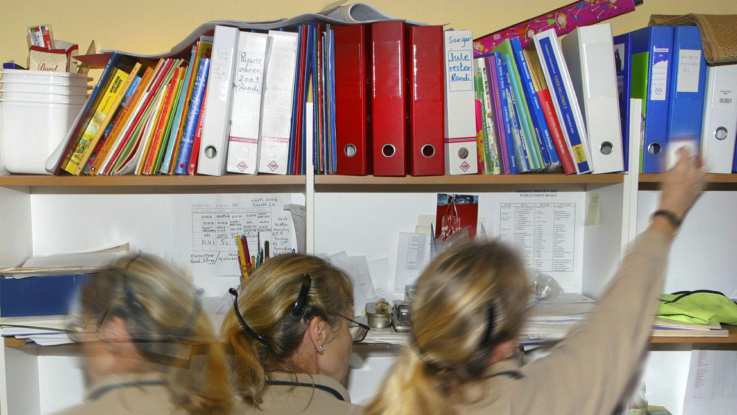 96b57fff Voksne kvinner i likestilte samfunn som Norge er smartest.