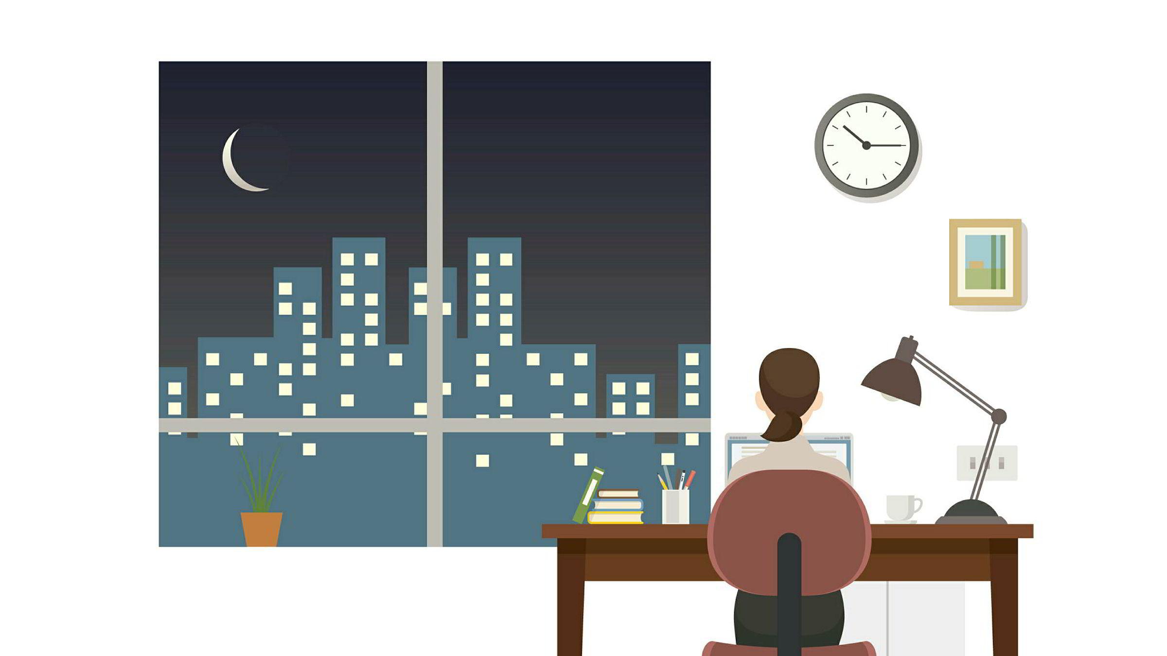 Så lenge arbeidsgiver vet eller burde visst at vedkommende jobber overtid, og stilltiende har akseptert det, har arbeidstageren krav på overtidsbetaling, skriver Econa-advokat Heidi Fuglesang i innlegget.