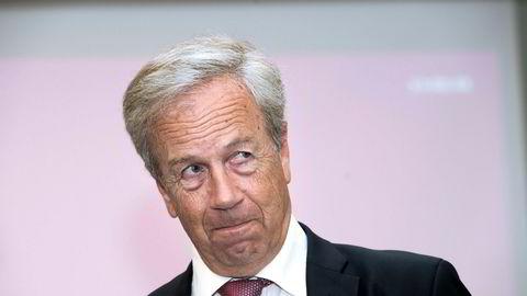 Sentralbanksjef Øystein Olsen kan bli tvunget til å utsette renteoppgangen.