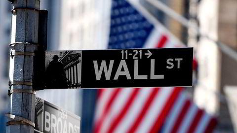 Wall Street ender blandet tirsdag.