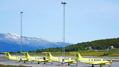 Det mangler ambulansefly i drift, noe som skaper problemer. Flyene opereres av Babcock Scandinavian AirAmbulance AS.