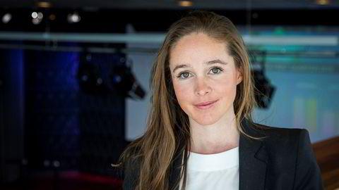 Analytiker Henriette Trondsen i Arctic Securities blir ikke overrasket om Nordic Semiconductor blir valgt som leverandør dersom Apple lanserer en sporingsbrikke i år.