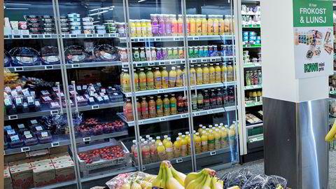 Kiwi er en av butikkene som eies av Norges største dagligvarekonsern Norgesgruppen. De bekrefter at de var blant dem som fikk uanmeldt besøk av Konkurransetilsynet tirsdag.
