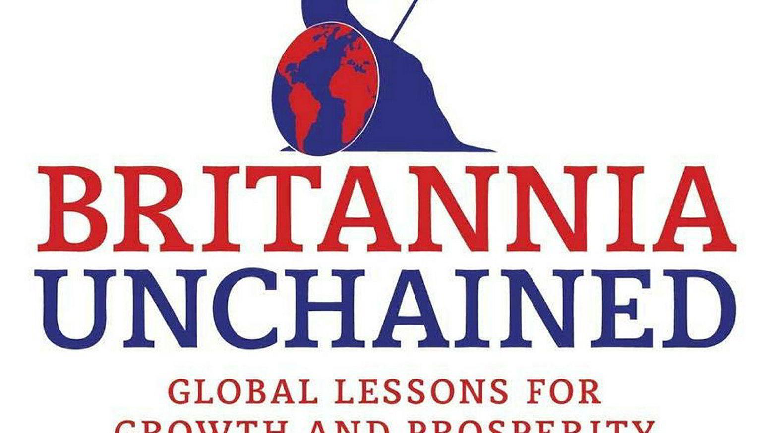 Britannia Unchained av Kwasi Kwarteng, Priti Patel og Dominic Raab