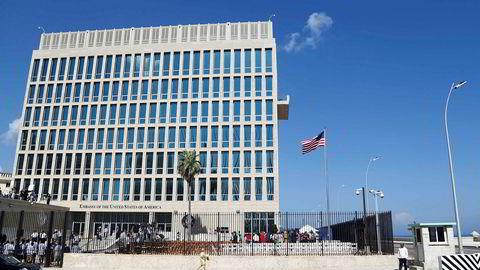 Flere ansatte på den amerikanske ambassaden i Cuba skal ha blitt syke av blant annet høyfrekvent lyd.