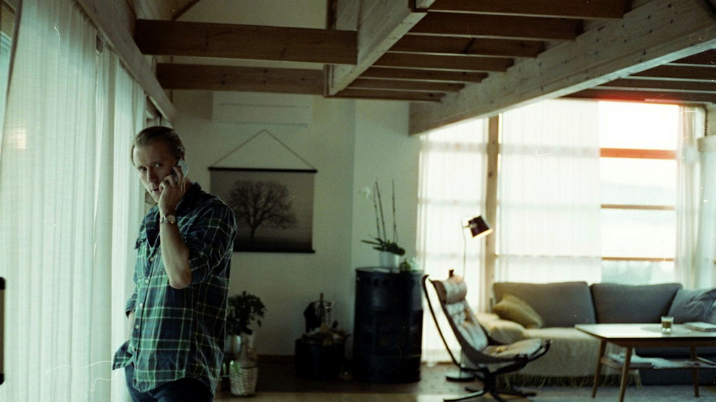 Thorbjørn Harr spiller hovedrollen i TV 2s kommende dramasatsing «Kielergata», som omsider har løst finansieringsproblemene.