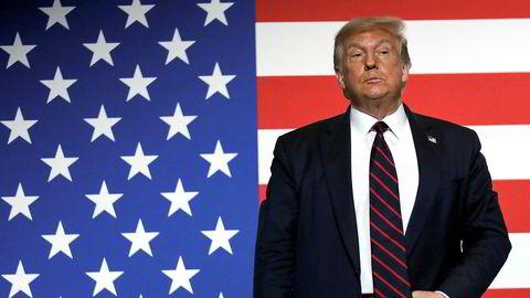 President Donald Trump varslet tidligere i uken sterke jobbtall. Og tallene fredag ble bedre enn ventet.