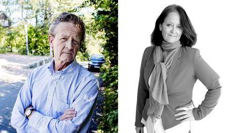 DNs kommentator Eva Grinde skrev om Geelmuyden Kiese-sjef, Hans Geelmuyden i forrige uke.