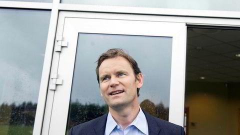 Administrerende direktør Jon André Løkke i hydrogenselskapet NEL.