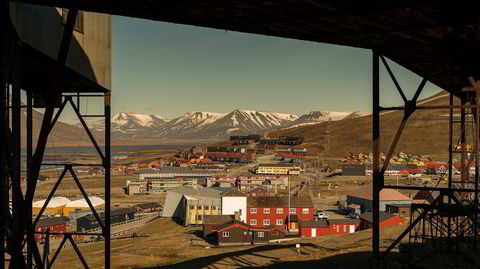 – Det mest miljøvennlige ville vært at vi hadde pakket sakene og forlatt Svalbard