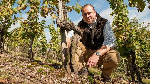 Nik Weis har hele fem vinmarker med grosses gewächs-klassifikasjon, tilsvarende grand cru på Fransk.