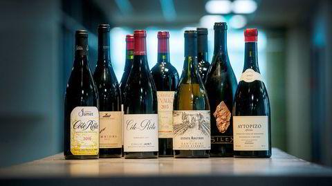 Normalt sett er Polets spesialslipp på høsten viet en mengde viner fra Rhône, men nå får regionen konkurranse fra andre franske regioner og Hellas.