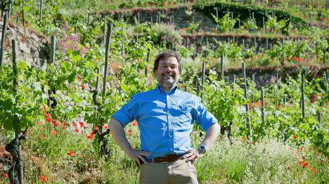 Michel Chapoutier var ikke interessert i vin før han besøkte Napa Valley i California på 80-tallet.