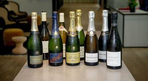 Et knippe av de beste kjøpene på Polets spesialslipp av champagne og engelsk musserende.