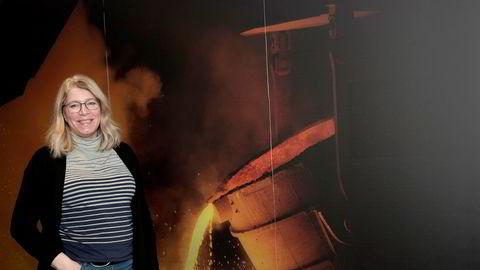 – Våre kinesiske eiere har utviklet Elkem videre, sier Marianne Færøyvik, ansattes styrerepresentant i Elkem.