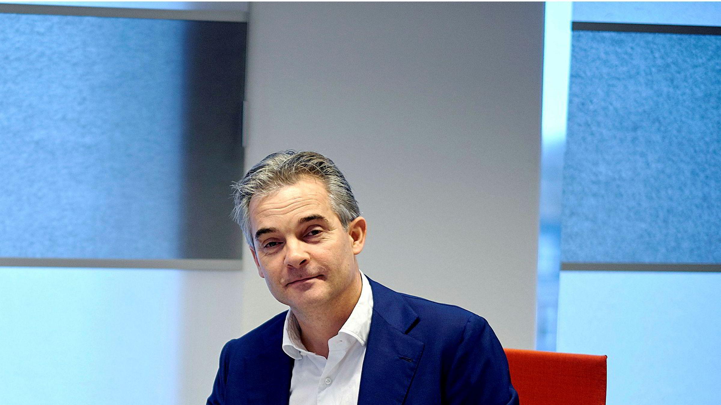 Haico Halbesma trekker seg fra stillingen som administrerende direktør.