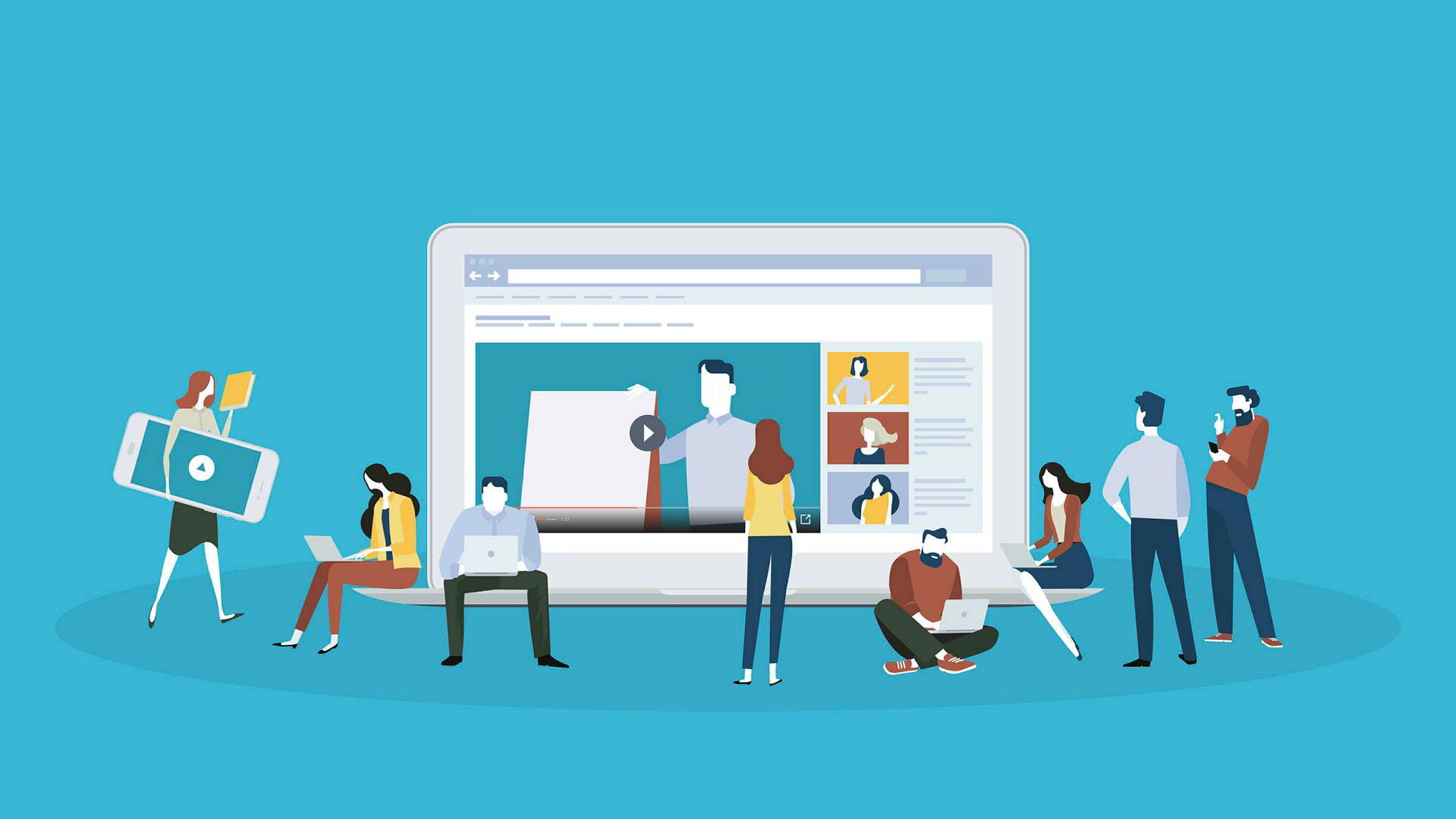 Med høy digital kompetanse er Norge godt posisjonert for å bruke digitaliseringen til å øke kompetansen hos den enkelte samtidig som vi skaper de nye jobbene, skriver artikkelforfatteren.