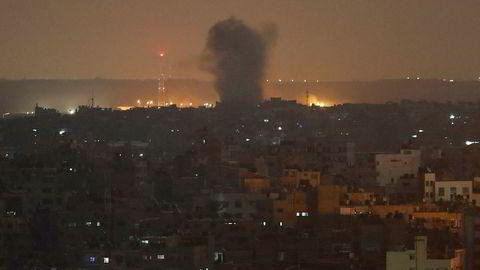Jihad og Israel har inngått våpenhvile.